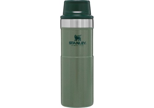 Stanley Trigger-Action Travel Mug 0.47L - Hammertone Green