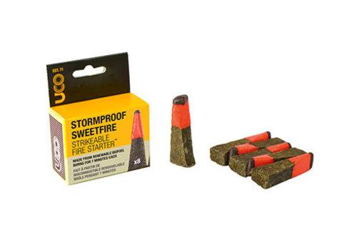 UCO Stormproof Sweetfire Firestarter 8 pack