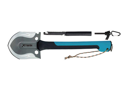 X-Treme Multi Shovel Blue