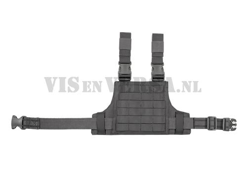 Invader Gear MK.II Molle Leg Platform - Wolf Grey