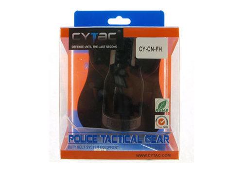 Cytac Paddle zaklamp holster