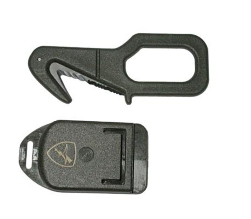 Fox Rescue Tool hook - Olive Drab