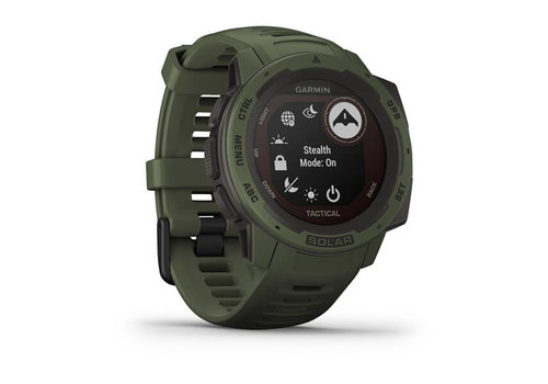 Garmin Instinct Tactical Solar - Moss
