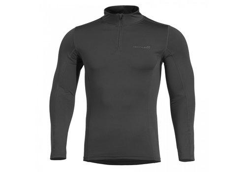 Pentagon Pindos 2.0 Shirt 1/2 Zip Sweater - Black