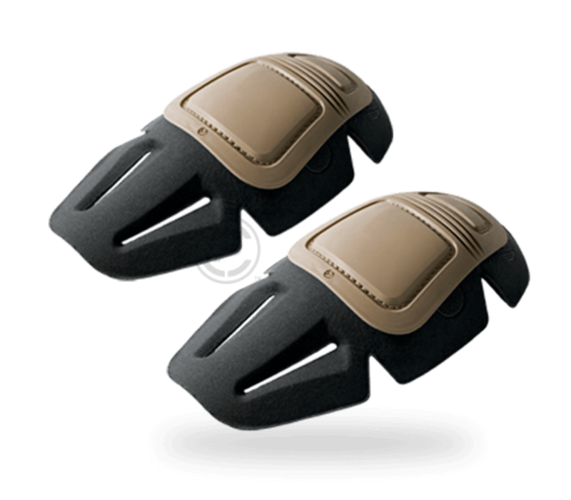 Airflex Combat Knee Pads - Khaki