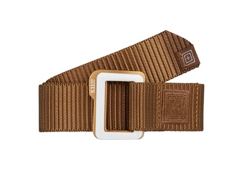 5.11 Tactical Traverse Double Buckle - Battle Brown