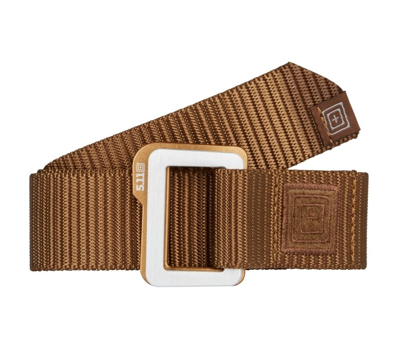 Traverse Double Buckle - Battle Brown