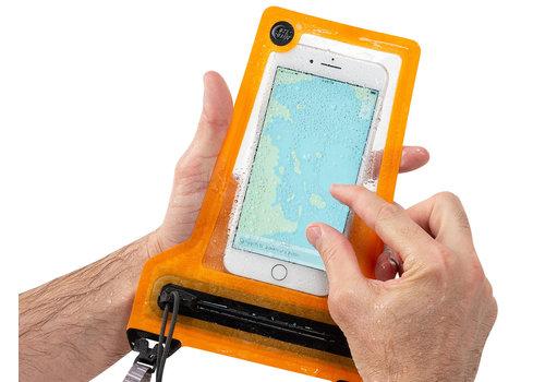 Nite Ize RunOff Waterproof Phone Pouch - Oranje