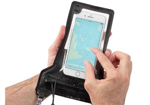 Nite Ize RunOff Waterproof Phone Pouch - Charcoal
