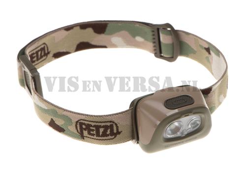 Petzl Taktikka Plus RGB - Camouflage
