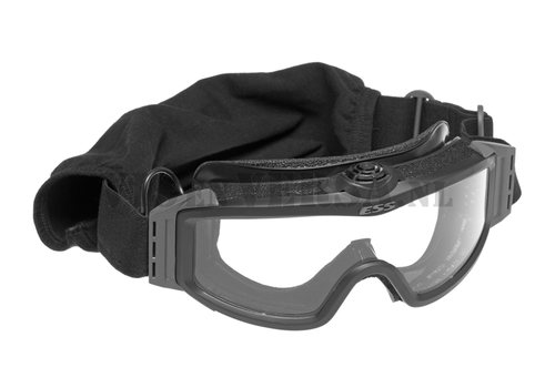 ESS Eye Pro Profile TurboFan Goggles - Black