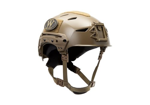 Team Wendy Exfill LTP Helmet - Coyote Brown
