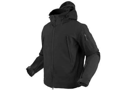 Condor 602 Summit Softshell jacket - Black