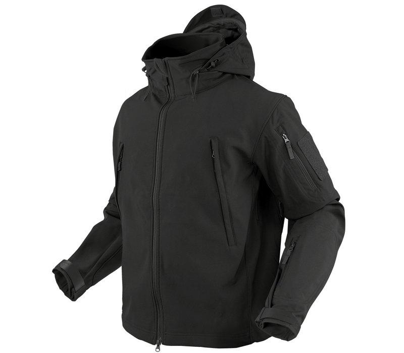 602 Summit Softshell jacket - Black