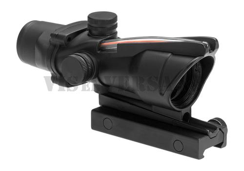 Aim-O 4x32c Combat Scope Fiber - Black