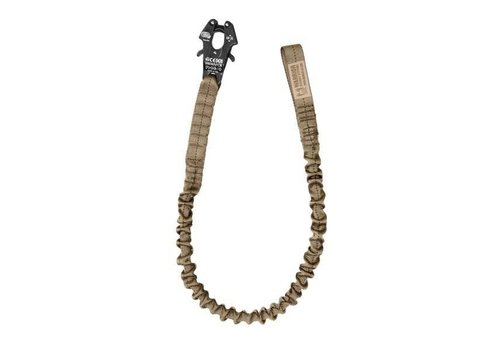 Warrior Personal Retention Lanyard - Coyote Tan