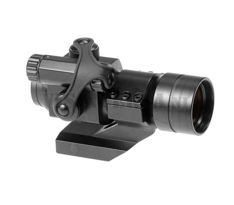 M2 Red Dot with Cantilever Mount - Black