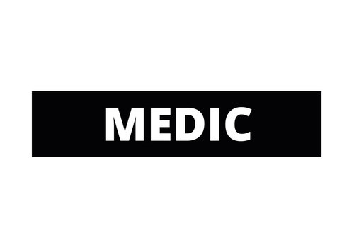 Dutch Tactical Gear Medic Patch