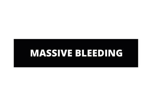 Dutch Tactical Gear Massive Bleeding patch
