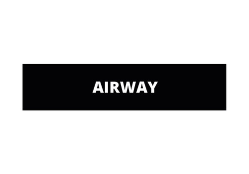 Dutch Tactical Gear Airway patch