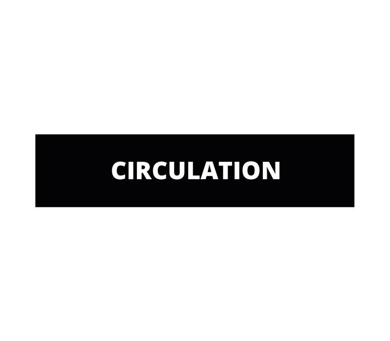 Circulation patch