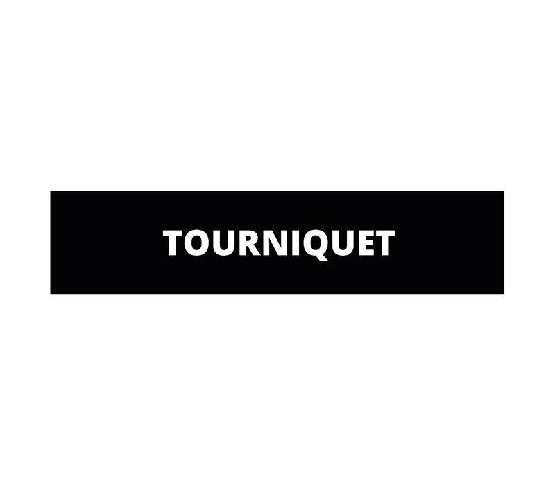 Tourniquet patch