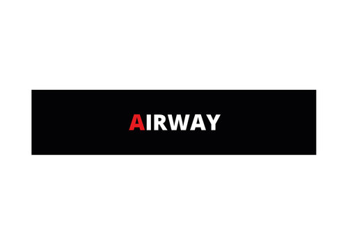 Dutch Tactical Gear Airway (MARCH) patch