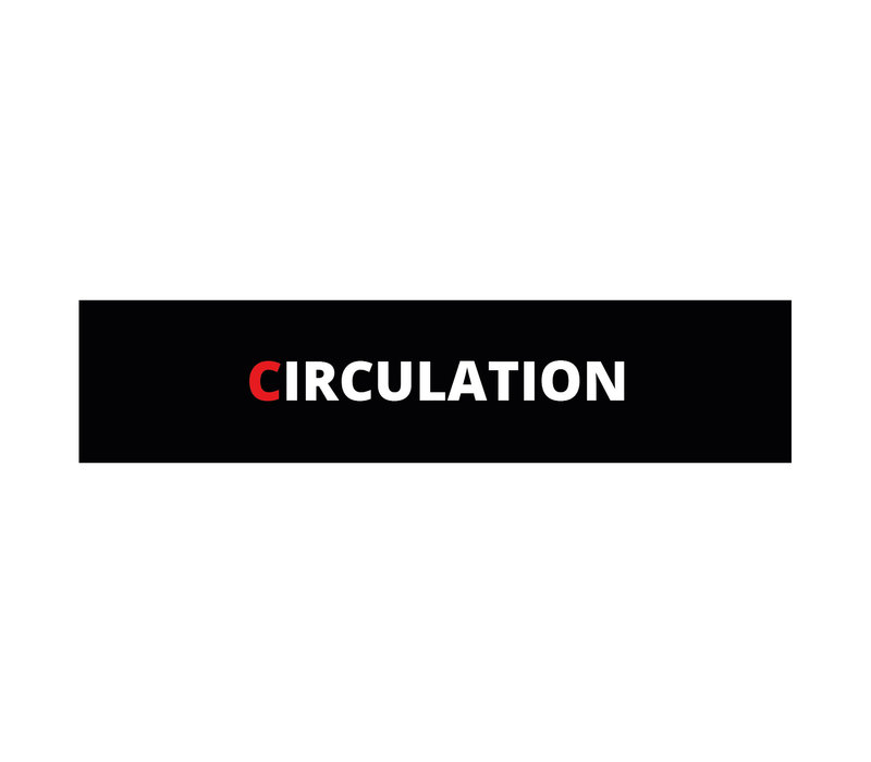 Circulation (MARCH) patch