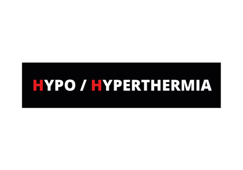 Dutch Tactical Gear Hypo / Hyperthermia (MARCH) patch