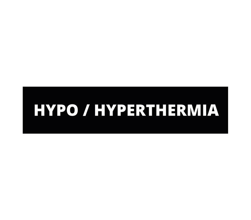 Hypo / Hyperthermia patch
