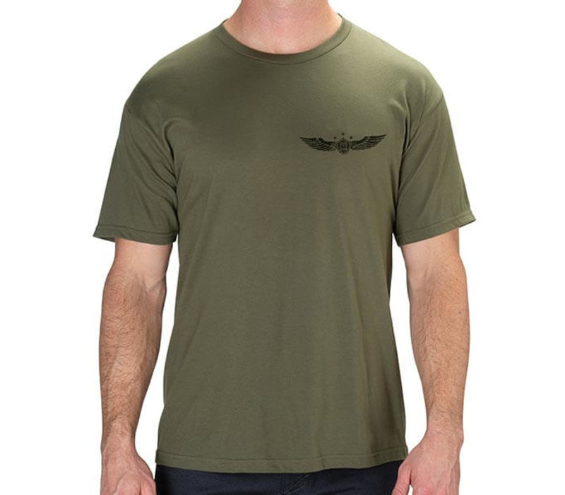EMEA Insignia S/S Tee - Military Green