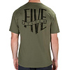 5.11 Tactical EMEA Insignia S/S Tee - Military Green