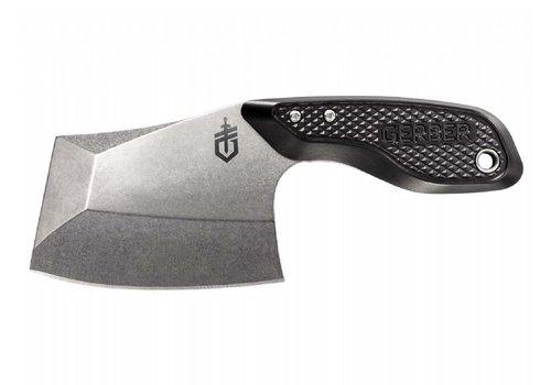Gerber Tri-Tip Mini Cleaver - Silver