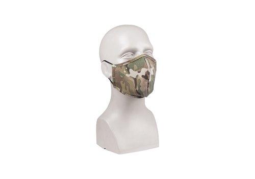 Mil-Tec Mouth/Nose Mask - Multitarn (Multicam)