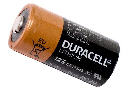 Fenix  CR123A Batterij