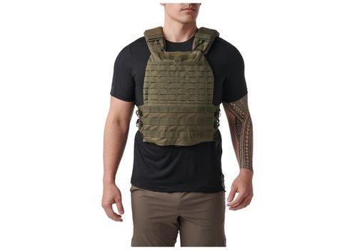 5.11 Tactical TacTec Plate Carrier - Ranger Green