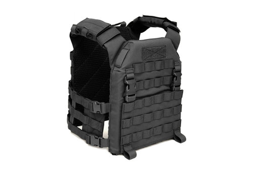 Warrior Recon Plate Carrier - Black