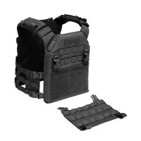 Recon Plate Carrier - Black