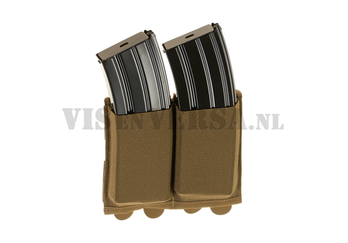 Blue Force Gear Ten-Speed Double M4 Mag Pouch - Coyote