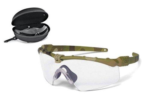 Oakley SI Ballistic M Frame 3.0 MultiCam Array clear/ grey lenzen