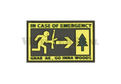 Emergency Rubber Patch - Full Colour