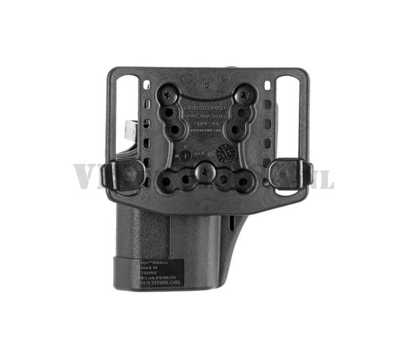 Serpa Concealment Holster for Glock 17/22/31 - Black