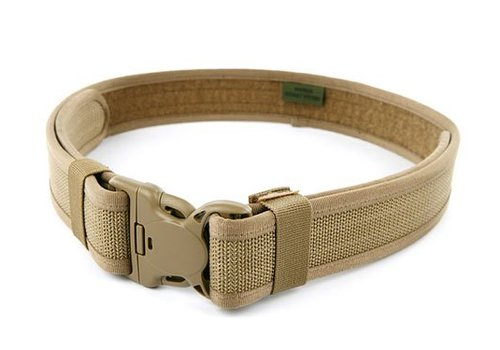 Warrior Duty Belt - Coyote Tan