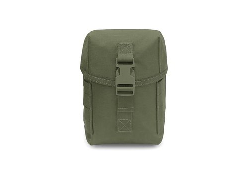 Warrior General Medium Utility Pouch - Olive Drab