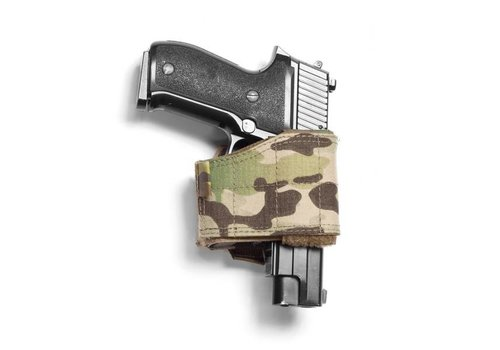 Warrior Universal-Pistole-Pistolenhalfter - links Händigkeit MultiCam