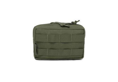 Warrior Elite OPS Small Molle Horizontal Pouch - Olive Drab