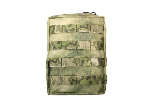 Warrior Elite OPS Large Utility MOLLE Pouch - A-TACS FG