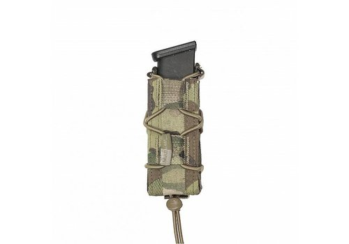 Warrior Single Quick Mag for 9mm Pistol - MultiCam