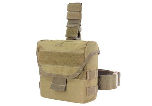 Condor Drop Leg Dump Pouch - Coyote Tan
