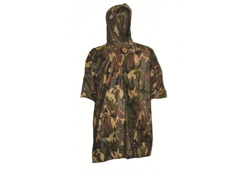 Pro-Force Multi Purpose Camo Poncho - DPM